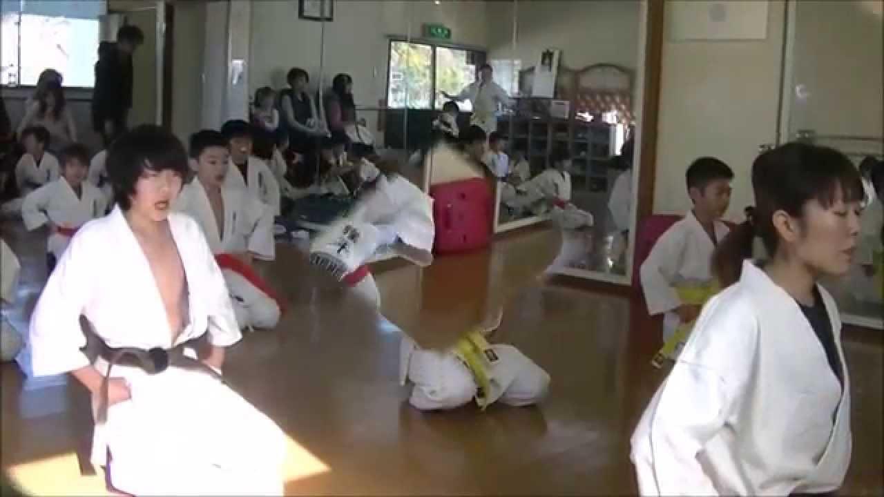Martial arts kids & Meditatios...