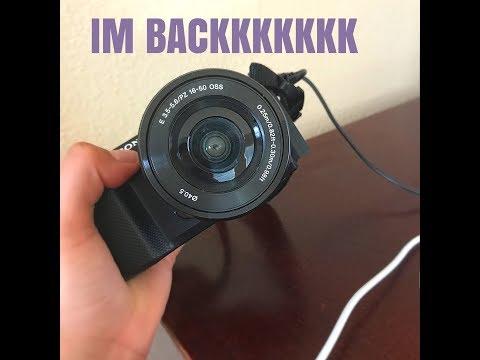 IM BACKKKKKK!!!!!!!// ERICAS VLOGS!!!