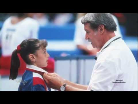 Gymnast Dominique Moceanu's 'Off Balance'  Her Painful Journey to Olympic Gold