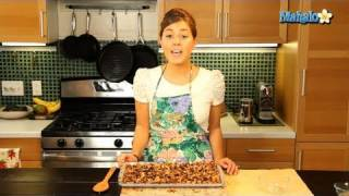 How To Make Walnut Maple Granola