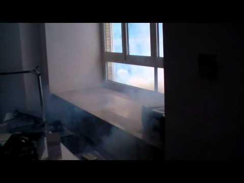 Häufig Nebeltest undichtes Fenster - YouTube BZ91