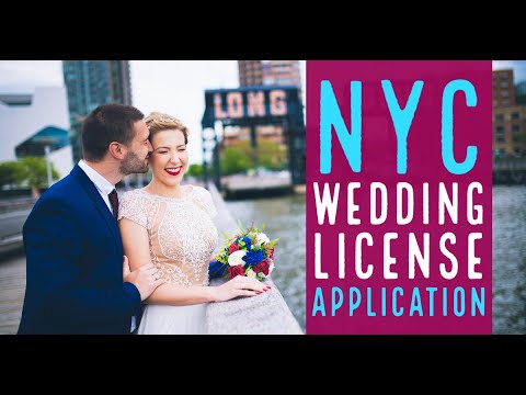 How To Apply For A Marriage License In New York | Step-by-Step Tutorial