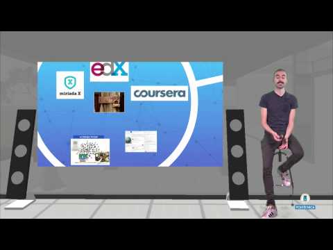 Open Content Creation Though Virtual Learning Communities (OpenEducationWeek 2015)
