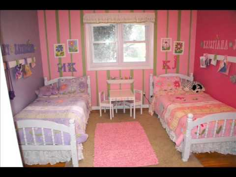Minnie Mouse Room Decor | Minnie Mouse Room Decor Toddler - YouTube
