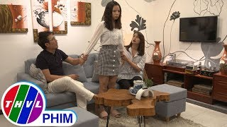 image THVL | Bí mật quý ông - Tập 146[1]: Ly mệt mỏi khi nghe ba Lâm và mẹ Linda đổ lỗi cho nhau
