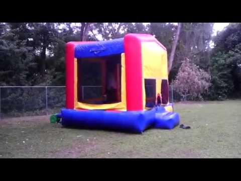 Thumbnail: My cousin bounce house fail