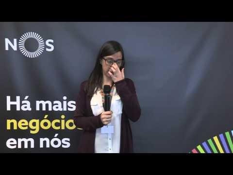 NOS Empresas - Evento Squadra - Maria Burnay