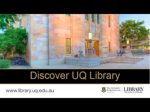 Discover the Library
