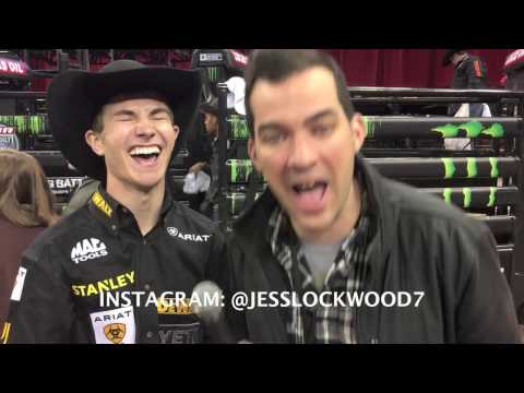 PBR Professional Bull Riding at MSG.  Sports Sizzle TV