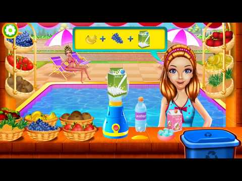Crazy Summer Pool Kids Game - Kids learn to Have fun with Friends At Pool Party