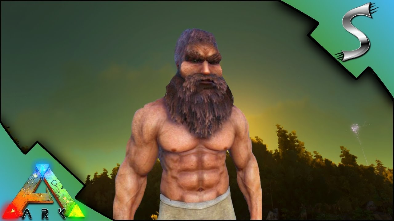 Hairstyles In Ark : ... TO KNOW ABOUT HAIRSTYLES IN ARK! - Ark: Survival Evolved - YouTube