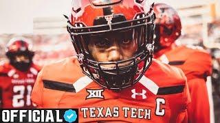 PLAYMAKER 💯 Official Jah'Shawn Johnson Career Texas Tech Highlights