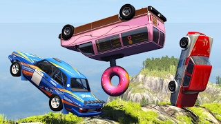 Video Dangerous Curves #5 – BeamNG Drive Crashes & Fails Compilation download MP3, 3GP, MP4, WEBM, AVI, FLV November 2017