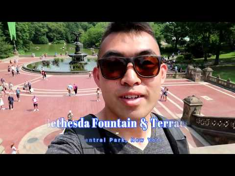 NYC Day 3 (Times Square, Central Park, Grand Central Station, FOOD )   CG VLOG