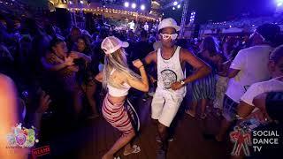 Gaby & Estefy - Salsa Social Dancing | Aventura Dance Cruise - Miami 2018