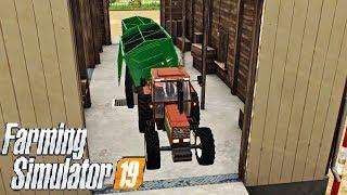 #13 - VENDIAMO IL RACCOLTO DELL' ANNO PRECEDENTE - FARMING SIMULATOR 19 ITA