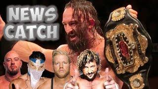 LES NEWS CATCH #2 (Neville, Kenny Omega, Jack Swagger, Bandido...)