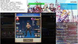 [Knights Chronicle] Weekly PvP Meta Report ~ Cycle 1