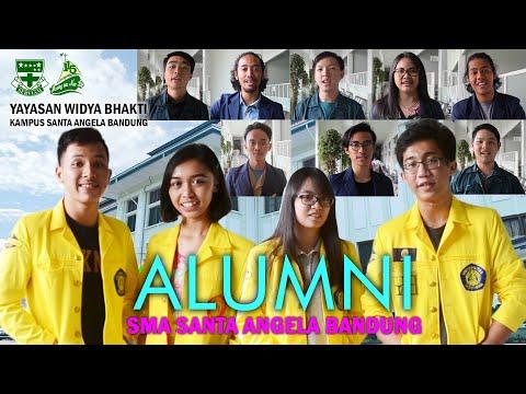 #Part3 - Kesan Dan Pesan Para ALUMNI Kampus Santa Angela Bandung [Testimoni Kakak Mahasiswa]
