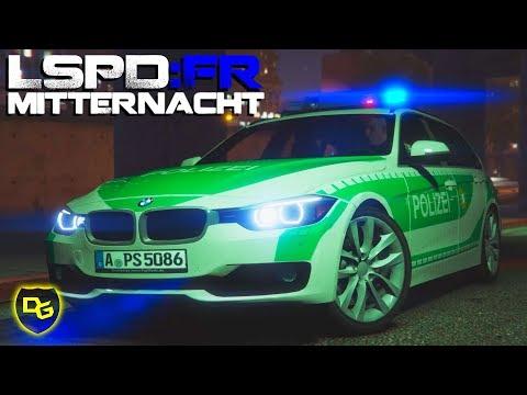 « MITTERNACHT-Streife » - GTA 5 LSPD:FR #150 - Daniel Gaming - Grand Theft Auto 5 LSPDFR