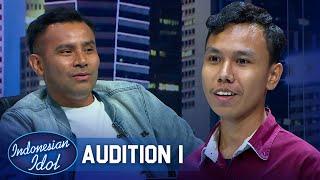 "Download Menyanyi Dengan Penuh Tawa, Martin Manurung Dapat ""YES"" - Indonesian Idol 2021"