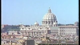 システィーナ礼拝堂壁画修復 ミケランジェロの復活(1994)(Documentary TV)