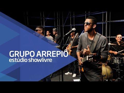 """""""Tô Indo Muito Longe"""" - Grupo Arrepiô No Estúdio Showlivre 2016"""