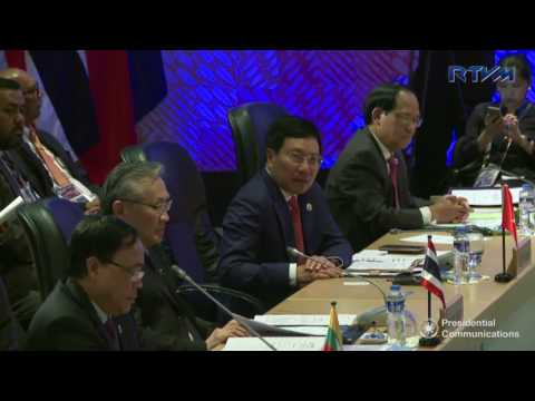 18th ASEAN Plus Three Foreign Ministers' Meeting
