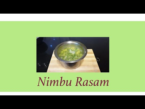 Download Nimbu Rasam¦ನಿಂಬೆ ಸಾರು ¦Vegcookingathome