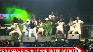 "Nameless performs ""Salari"" at Safaricom KENYA LIVE Eldoret Concert"