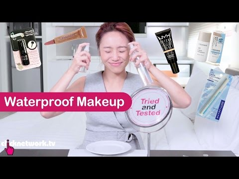 bd936c6e272 Tried And Tested: EP91 - Waterproof Makeup