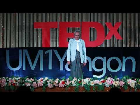 Myanmar Or Burma?   Dr. Khin Aye   TEDxUM1Yangon