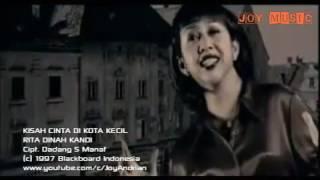 Rita Dinah Kandi - Kisah Cinta di Kota Kecil (Music Video)