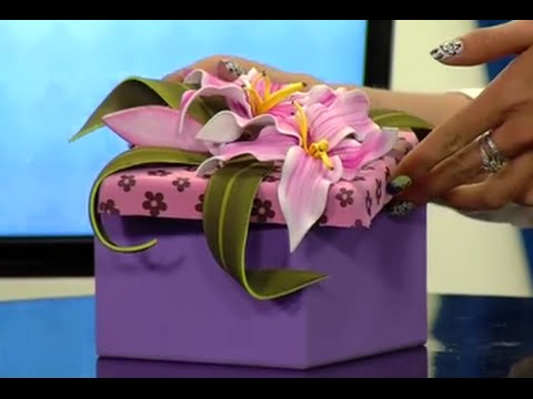Como hacer una Caja para Empacar Regalos - Hogar Tv  por Juan Gonzalo Angel