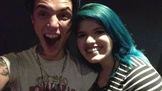 Meeting Andy Biersack