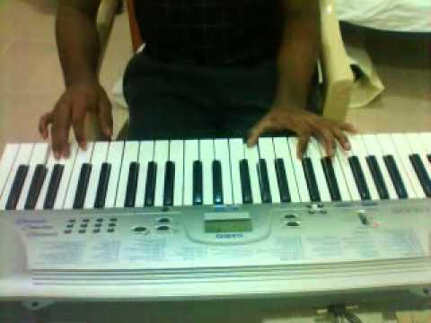 kannukkul kannai vinnaithaandi varuvaaya piano