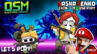 Old School Musical Gameplay (Chin & Mouse Only)