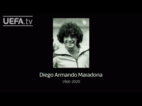 DIEGO MARADONA: An Obituary