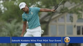 This Week In Golf: Satoshi Kodaira Wins RBC Heritage In Playoff For First PGA Victory