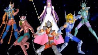 I Cavalieri dello Zodiaco - Sigla