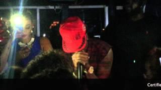 K Camp - Lil Bit (Performing Live)