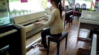 【サウンドで選ぶ!旧品番】10万円以内の電子ピアノ聴き比べしてみました(ローランドF120) thumbnail