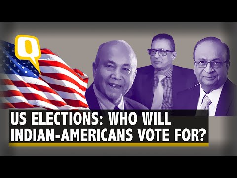 US Elections 2020: What Does the Indian-American Voter Want?  | The Quint