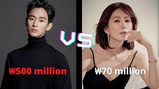 Korean Male Actors Appearance Fees Skyrocketing...Korean Female Actresses Appearance Fees Steady