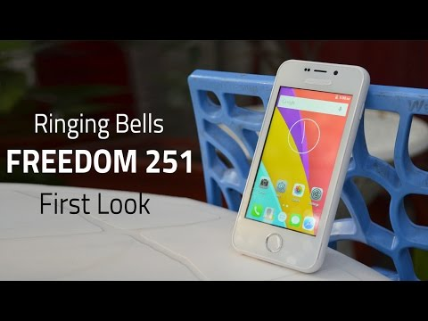 Freedom 251 : Indian Smartphone only for 4$