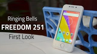 Freedom 251 First Look – The Dollar 4 Smartphone
