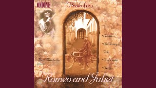 10 Pieces from Romeo and Juliet, Op. 75: No. 8. Mercutio