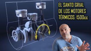 ¿POR QUÉ HAY TANTOS MOTORES de 1500cc? EL SANTO GRIAL DE LOS 3 y 2 CILINDROS