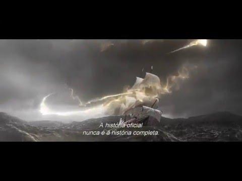 Monstros Fantásticos e Onde Encontrá-los - A História da Magia na América do Norte