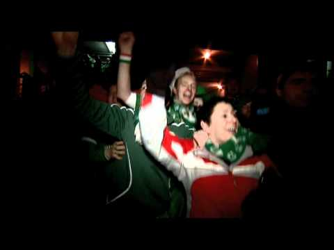 Irish Fans get excited about Euro 2012